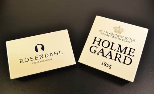 DanSeta ApS reference Holmegaard og Rosendahl
